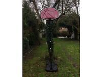 Adjustable Basket Ball Net