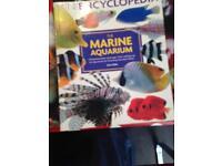 Marine fish books