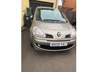 Renault, GRAND MODUS, Hatchback, 2008, Semi-Auto, 1461 (cc), 5 doors