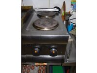 LINCAT Boiling Top 2 x Rings (Catering Equipment)