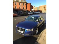 Audi A5 for private hire