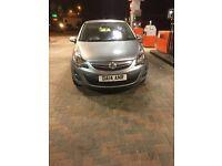 Vauxhall Corsa 2014 Sxi Silver Petrol