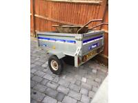 Trailer . Ideal for bikes , diy or camping