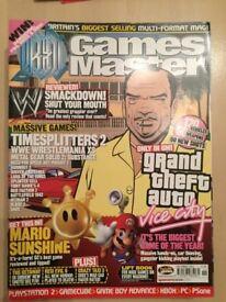 Games Master Magazine - November 2002