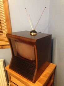 Vintage telvision sets wanted 1950s 1960s 1970s tv set black and white or colour working or not