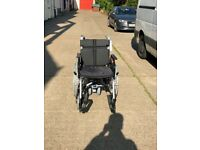 Like New Electric Wheelchair with electric power pack