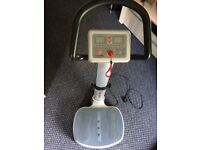Vibration plate machine EmpireiFit