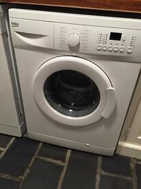 Beko 8kg Washing Machine - Only used a few times!