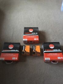 Paslode nails 3 boxes of 1st fix and 2 boxes of 2nd fix great offer