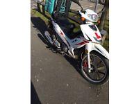 Nipponia brio 125 , 4 gear automatic bike