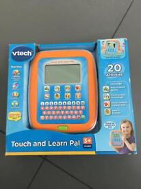 Vtech touch and learn pad
