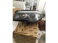 BMW 5 series F10/11 headlamps