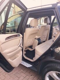 BMW X5 E53 Black Beige interior, very good condition, PVT Number plate included
