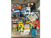 Selection of kid books