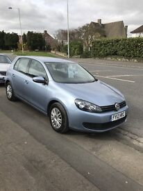 Volkswagen Golf 1.2 Petrol. Full main dealer service history and genuine reason for private sale.