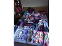Kids massive clothes bundle 5-6 years