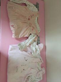 Baby girl clothes 0/3