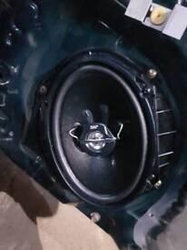 JvC speakers mx5 mk2 breaking