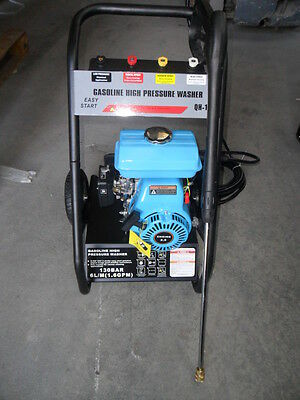 1800psi Petrol Power Jet High Power Pressure Washer Patio Cleaner 139cc