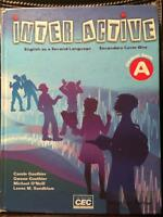 Inter-Active, student book A et B