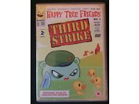 Happy Tree Friends - Vol. 3 -Third Strike! - DVD