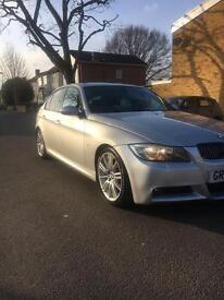 BMW 330 d m sport auto