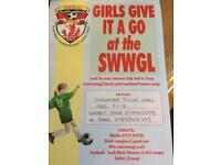 Fairwater juniors girls football