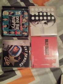 City & Colour, Bowling For Soup / Patent Pending / Dollyrots, Billy Talent Bundle CD's