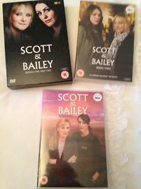 Scott and Bailey 1-4
