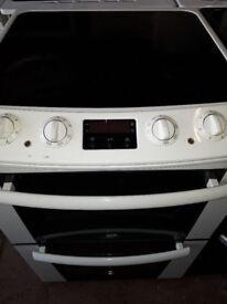 Zanussi electric ceramic cooker , for sale,,