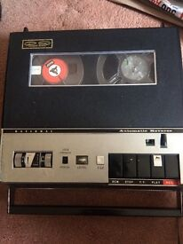 National Reel To Reel Tape Player / Recorder