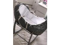 Baby Wicker - Baby basket verry good condition