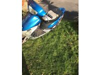 Moped spares and repairs
