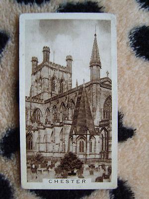 Cigarette Card : Cope : Cathedrals (1939) : No. 2