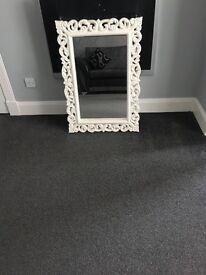 Mirror (cream glossy)