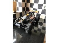 WANT GONE HPI VORZA FLUX RC CAR LIKE NEW