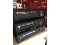 3x XBOX 360 FOR SALE - PERFECT FOR PARTS