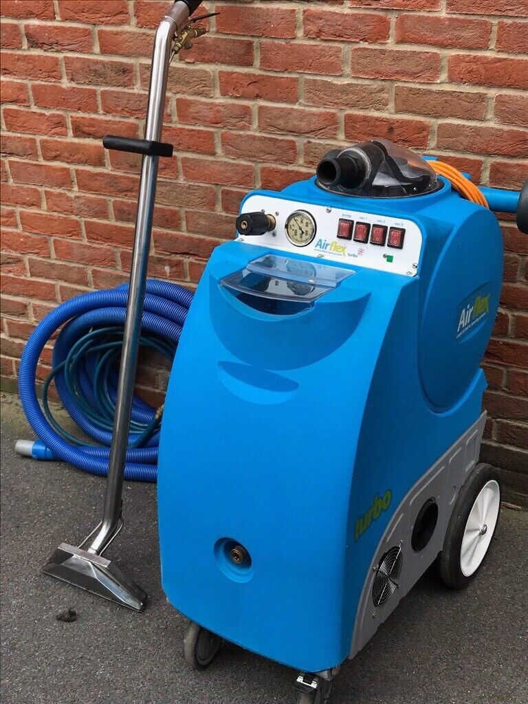 Airflex Turbo professional carpet cleaning machine   in ...