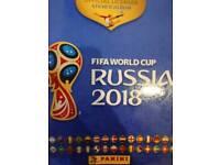 Panini World Cup sticker SWAPS