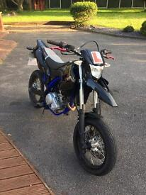 Yamaha wr125 swap for 125 exc or on road scrambler