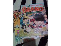 2 Beano Comics