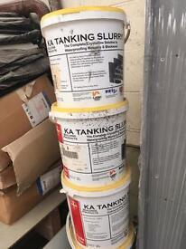 KA tanking slurry 5 25kg buckets available
