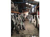 Car door - various makes/models bulk buy job lot. Vauxhall Ford Renault etc