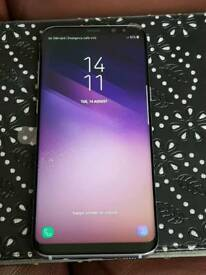 Immaculate condition S8 plus