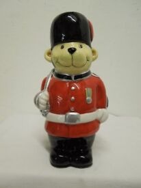 A Lovely Soldier Money Box Used But In Excellent Condition