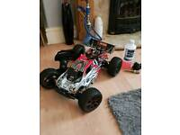 Hpi trophy truggy 4.6