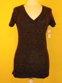 One Industries Ladies Rock Top Black – Size Small