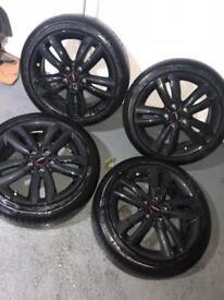 Mini JCW alloys 205/55/R17 *offers*