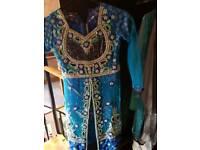 Kids asian dress