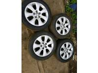 Tyres vauxhall insignia